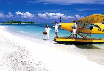 Voyage de noces au Vanuatu © Holiday Inn Resort