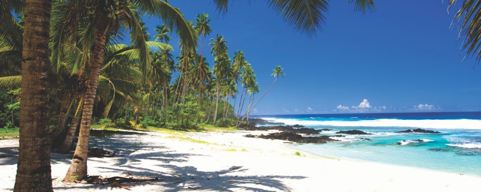 Virgin Cove © Samoa Tourism - David Kirkland